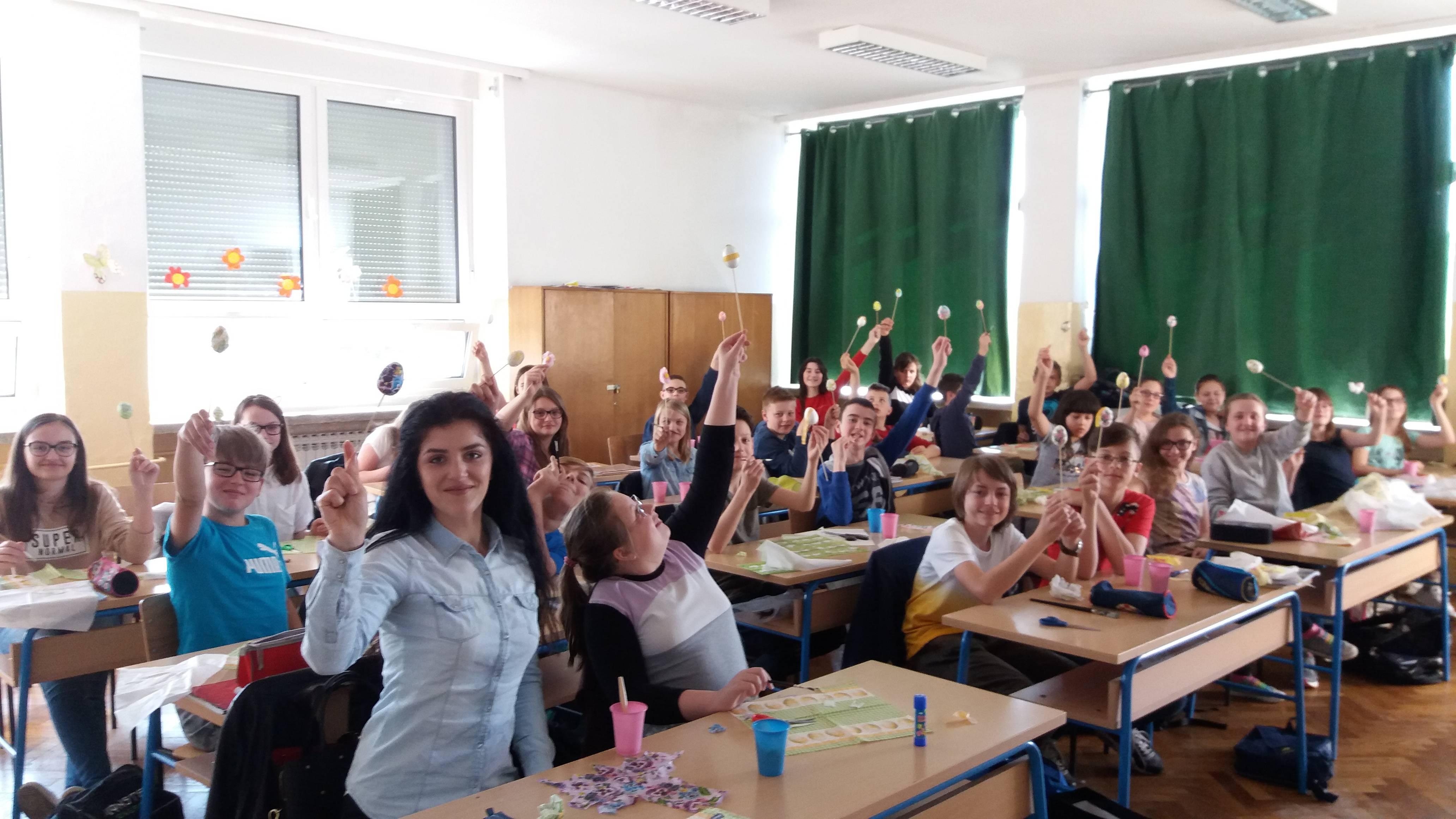 Osnovna Skola Dragutina Domjanica Sveti Ivan Zelina Naslovnica
